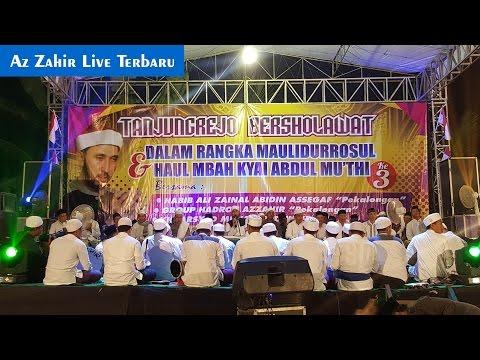 [Live] Habib Bidin feat Az Zahir - Tanjungrejo Bersholawat (2017)