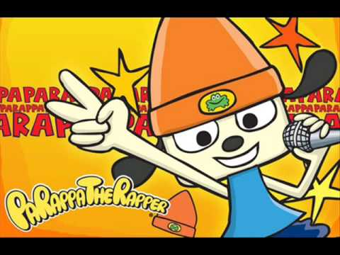 Let's Listen Parappa The Rapper 2 OST - Food Court
