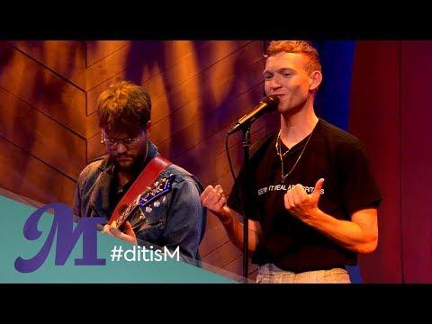 Paul Sinha – 'Bloemen' (LIVE) | Margriet van der Linden