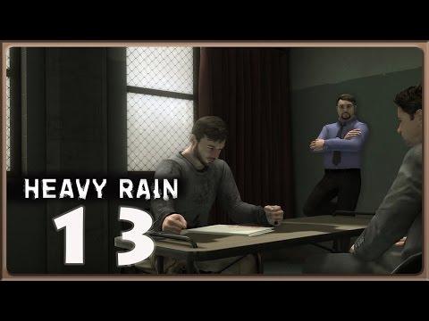 HEAVY RAIN REMASTERED Part 13: Stimmung wie 7 Tage Regenwetter
