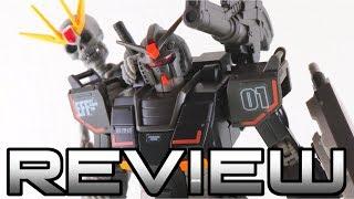 HG Gundam Local Type [North American Type] Review - GUNDAM THE ORIGIN MSD -