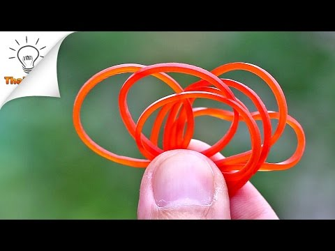 22 Ways to Use Rubber Band