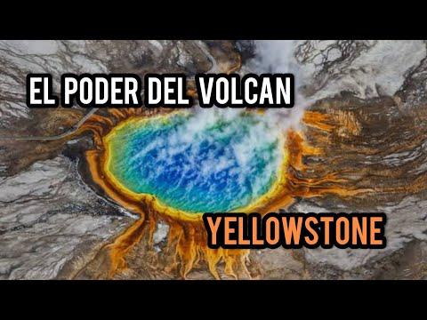 Super volcán Yellowstone apunto de explotar?   DAKOGA dany