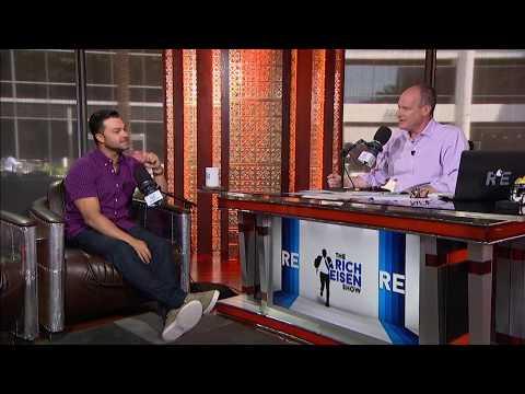 Former Yankee Nick Swisher Reacts to the Derek Jeter/A-Rod CNN Interview | Rich Eisen Show | 6/19/17