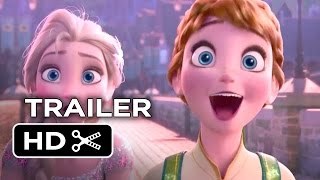 Cinderella Fever Trailer (2015) - Live-Action Disney Fantasy Movie HD