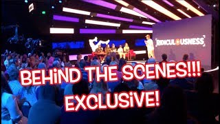 RIDICULOUSNESS BEHIND THE SCENSE EXCLUSIVE!!! The Deegans meet ROB DYRDEK!