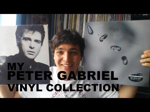 Peter Gabriel Vinyl Collection