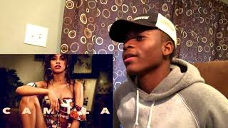 CAMILA CABELLO - NEVER BE THE SAME & REAL FRIENDS (REACTION)