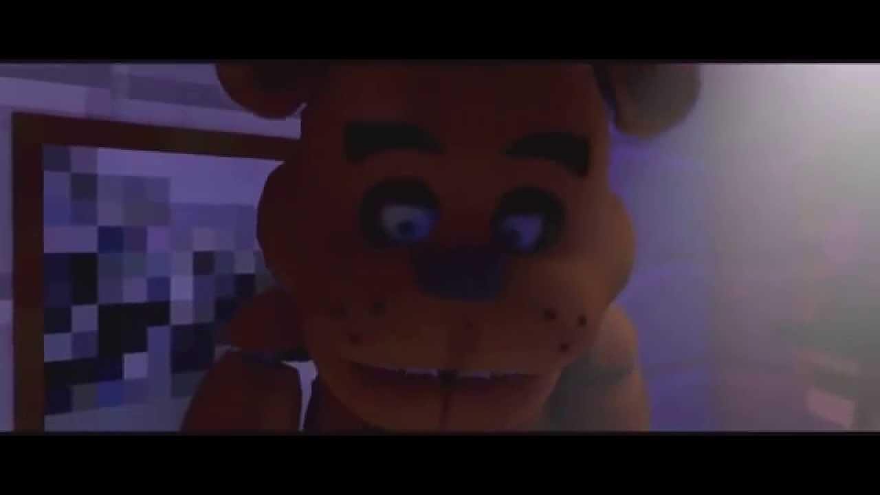 5 Ночей С Фредди , Анимация Майнкрафт !!!