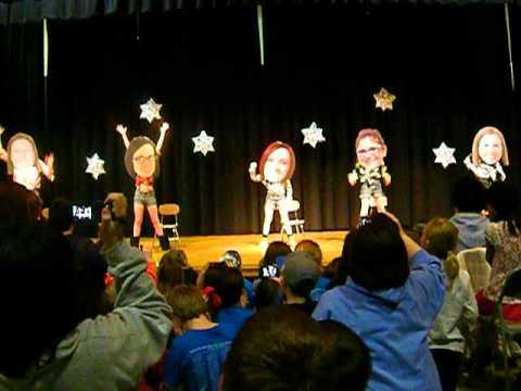 Oaklyn school talent show feb 2014