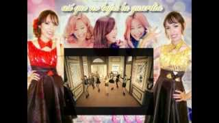 TTS [태티서] (`°※.¸.¤·[ TWINKLE ]·¤.¸.※°´) Spanish Cover by L2L