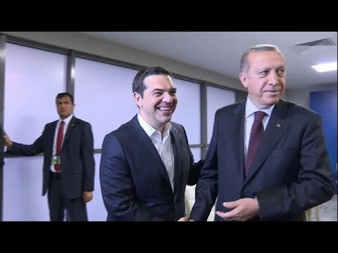 Erdogan visit to Greece seen as historic in Athens