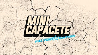 Mini Capacete - Factory Edition