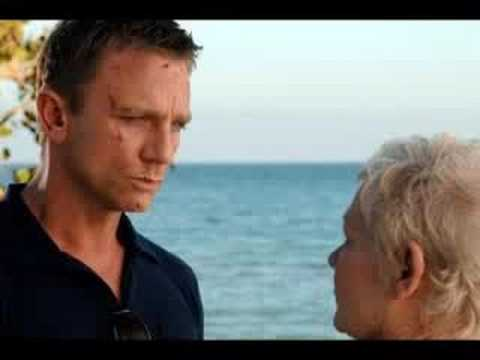 Quantum of Solace theme song - sung by Jo Harrop