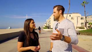 LA Kings Weekly: Hanging at a farmer's market with Brooks Laich