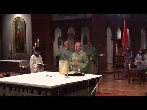 PONTIFIKALAMT St. Bonifatius.