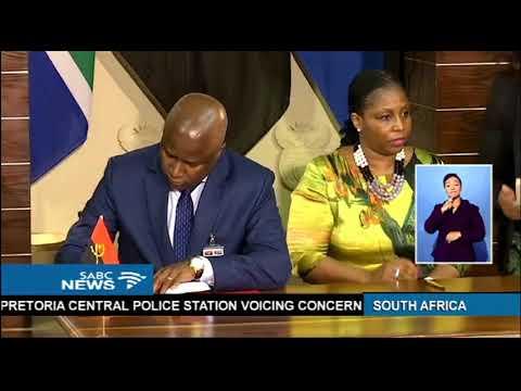 SA, Angola establish Bi-national Commission