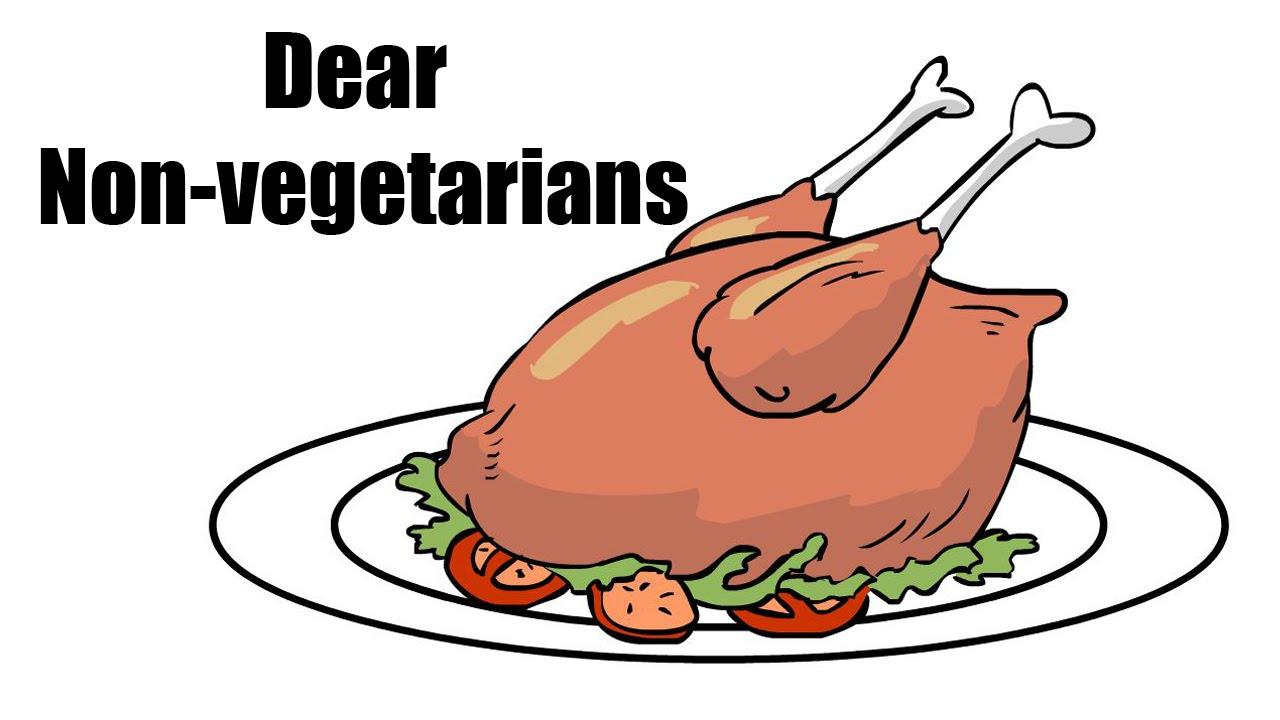 Dear Non Vegetarians Youtube