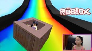 Roblox-sliding in the Rainbow (Happy Weels) | Sophie Games