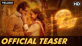 24 - Telugu Movie Teaser | Suriya,Samantha,Nithya | A.R Rahman