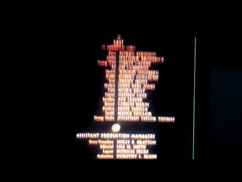 The Lion King End Credits