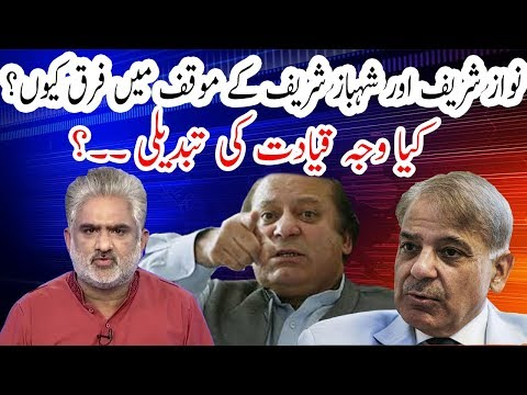 Why Nawaz Sharif And Shahbaz Sharif Statements Are Opposite ??