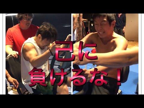 ボクサーの過酷なトレーニング