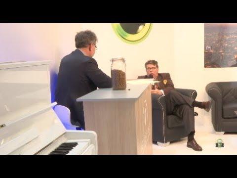 L\'AgriShow avec Philippe Chalmin - L\'homme qui n\'a pas peur de dire que le juste prix est un mythe !