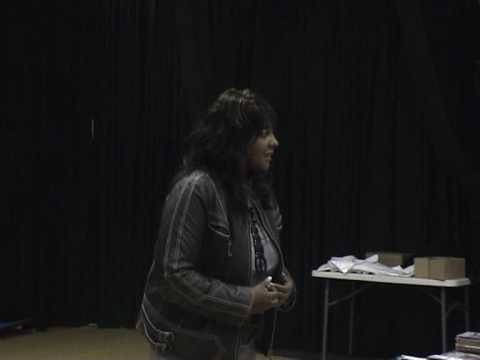 """Norma Lewis """"It's a Commodity"""" Funny clip"""