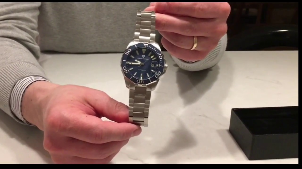 Pagani design watch pd 1617 unboxing youtube for It design