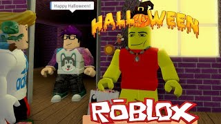 # 852: CANDY or DEATH-Halloween ROBLOKS (Roblox-The Ghosting Hour)