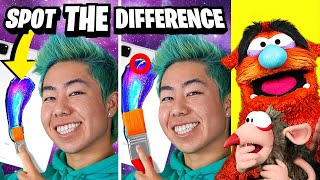 ZHC SPOT THE DIFFERENCE CHALLENGE (Very Hard!)