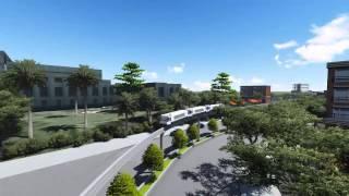 Cebu BRT and HYBRID MAGLEV MONORAIL Train