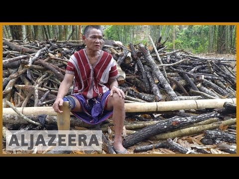 🇲🇲 Myanmar: Villagers flee fighting between government and KNLA | Al Jazeera English