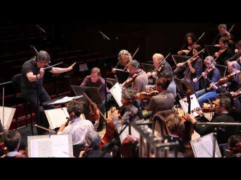 Gershwin - Ouverture cubaine - Ingo Metzmacher (répétition)