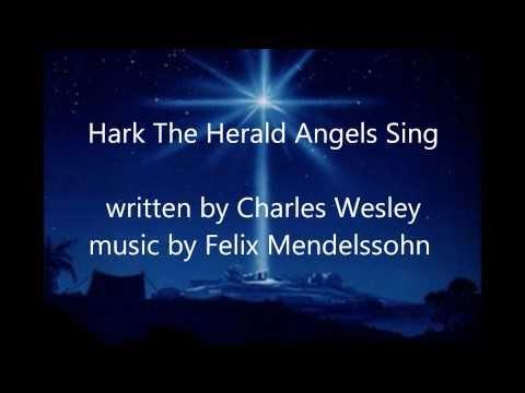 Cedarmont Kids - Hark The Herald Angels Sing with lyrics