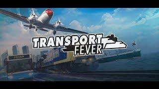 transport Fever: Авиаперевозки. Грузовые самолеты (обзор, прохождение)