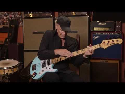 DiMarzio Will Power Pickups for Billy Sheehan