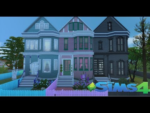Ts4 Painted Ladyies Speed Build