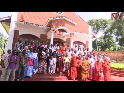 Buddhist centre opened in Uganda, the first on the African continent