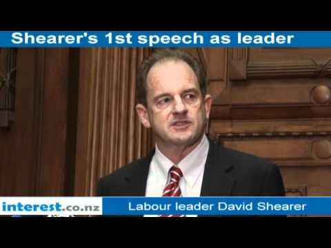 David Shearer wins Labour leadership