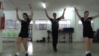 Coreografia Fulano In Sala (Mãozinha) Ensaio Carnaval 2013