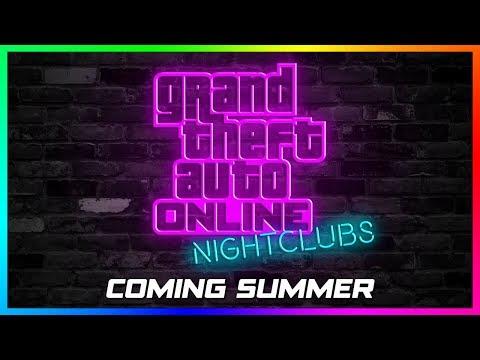 GTA Online Nightclub Update Release Date Details - Secret DLC Branches, Rockstar's Clues & MORE!