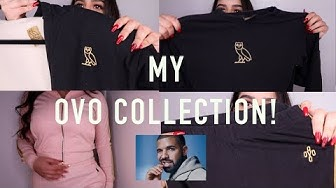 MY OVO COLLECTION!