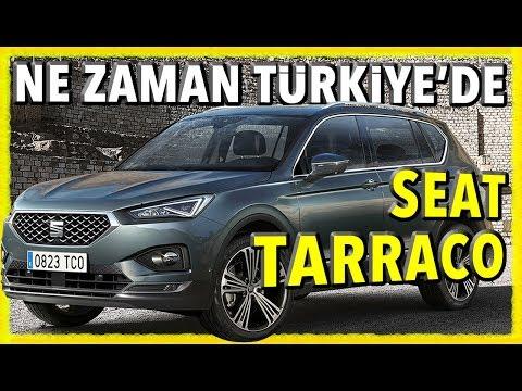 İSMİ ANKETLE BULUNMUŞ (Yeni Seat Tarraco Ne Zaman Türkiye'de Satılacak?)
