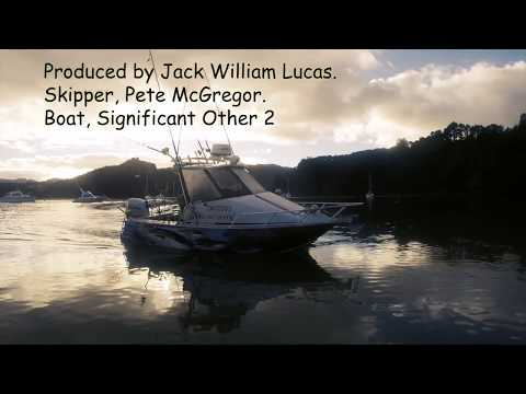 Late Season Marlin WHANGAROA. Bonze Light Gauge Hooks, Trailer Boat. New Zealand. 4k!!