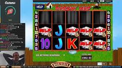 BIG WIN on Barkin' Mad Slot - £30 BIG BET