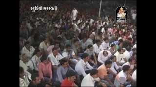 Kirtidan Gadhvi 2015 Sangeeta Labadiya Adri Gaam Dayro Live Programme - Part - 1