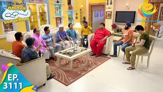 Taarak Mehta Ka Ooltah Chashmah - Ep 3111 - Full Episode - 26th February, 2021