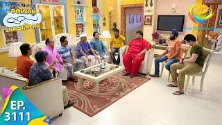 Download Taarak Mehta Ka Ooltah Chashmah - Ep 3111 - Full Episode - 26th February, 2021